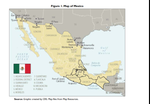 Critics of the North American Free Trade Agreement (NAFTA) charge that the Mexican Government has failed to equitably appropriate monies for economic revitalization so that business and economic wealth is distributed equitably. Ironically, the Mexico states receiving  the least amount of economic development support is Mexico's six poorest counties--the states of Mexico, Guerrero, Oaxaca, Puebla, Veracruz, and Chiapas--are within the region that the  1926-29 Los Cristeros War was fought. Ironically, they  border the Central  American countries from where more than 60,000 unaccompanied youth have migrated to the Texas border.