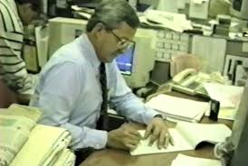 Former KCRA Reporter Roy Stearns was arguably the sole newsman to accurately report the logistical, operational, and policy issues affecting California National Guard deployments to the South Central L.A. during the '92 Rodney King Riots. Unfortunately, his report was upstaged by the political drama of the emergency. (FLICKR Photo)