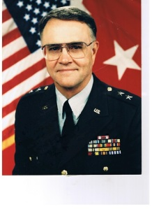 Maj. Gen. Robert C. Thrasher, adjutant general, California National Guard 1988-1992